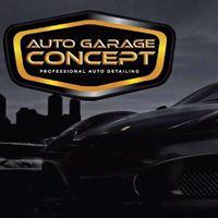 Auto Garage Concept