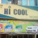 Hi Cool Tint Shop