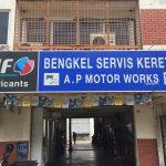 A.P. Motors